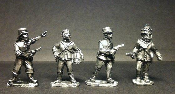 28mm March or Die: Legion Command III