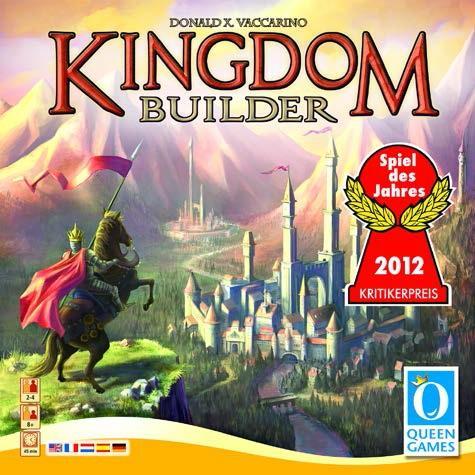 Kingdom Builder: Core Game