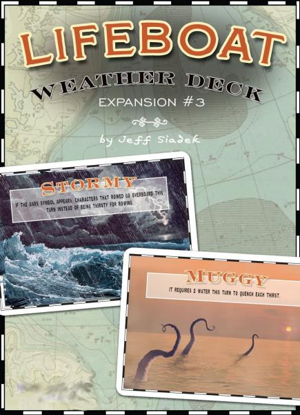 Lifeboat Expansion: Weather Deck