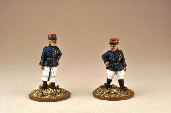 28mm March or Die: Legion Command I