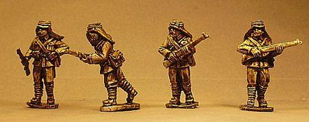 Artizan Designs 28mm Arab Revolt: Sharifan Infantry (4)