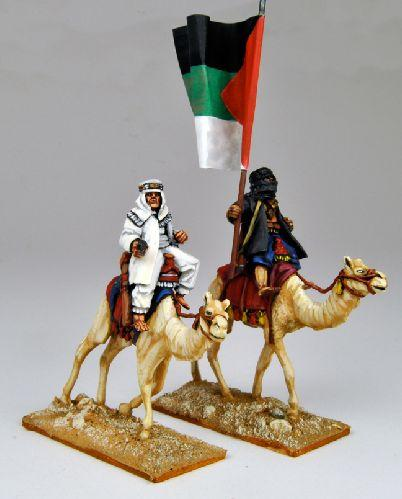 Artizan Designs 28mm Arab Revolt: Lawrence of Arabia Mounted on Camel