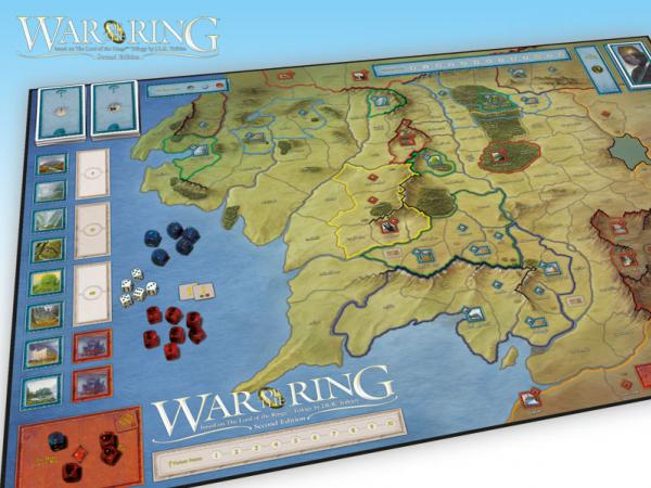 War of the Ring: Core Set (2nd Edition)