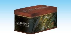 War of the Ring: Card Box with Sleeves