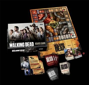 The Walking Dead: The Board Game (TV Series Version)