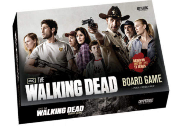 The Walking Dead: The Board Game (TV Series)