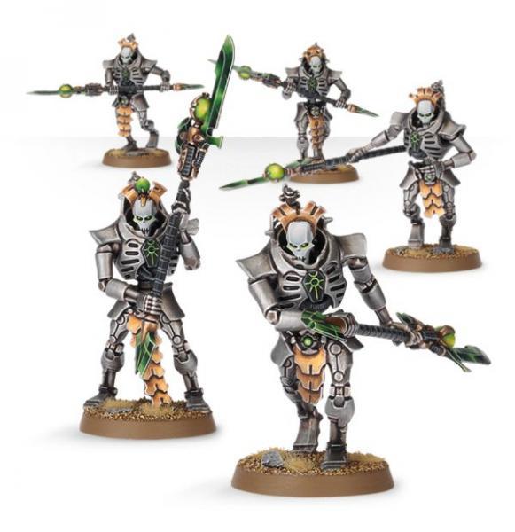 WH40K: Necron Lychguard