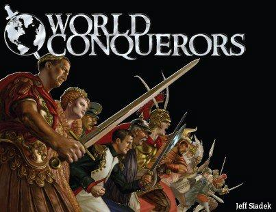 World Conquerors: Core Game