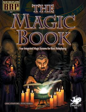 Basic Roleplaying RPG: The Magic Book