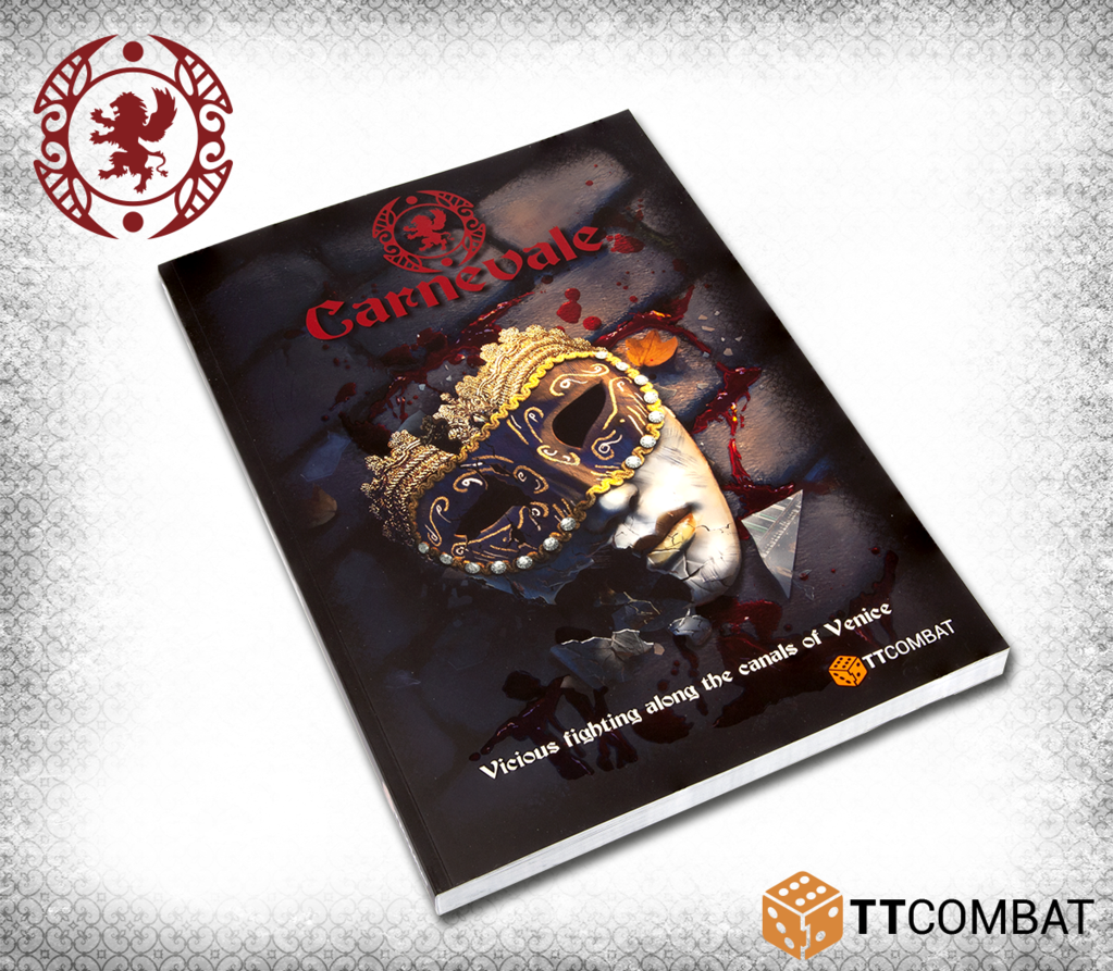 Carnevale: Core Rulebook