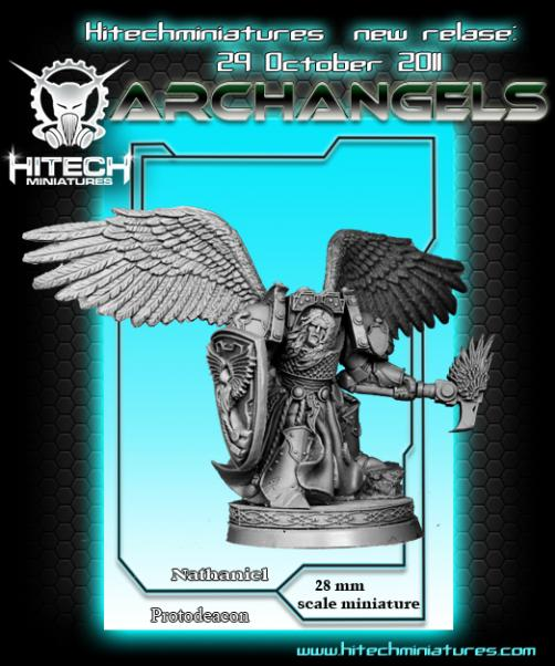 (Archangels) Protodeacon Nathaniel