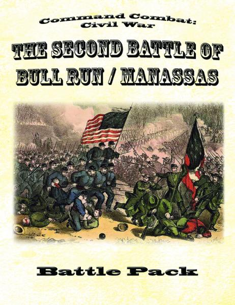 Command Combat: Civil War - Battle Pack: 2nd Bull Run