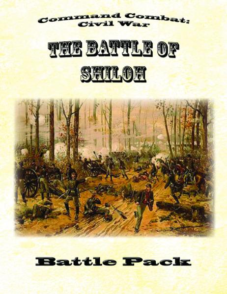 Command Combat: Civil War - Battle Pack: Shiloh