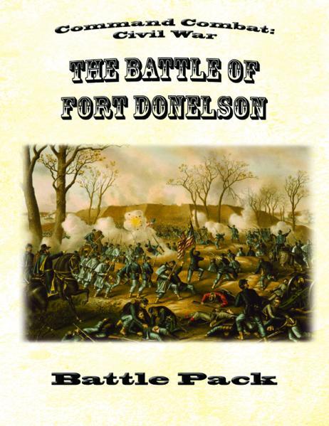 Command Combat: Civil War - Battle Pack: Fort Donelson