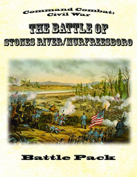 Command Combat: Civil War - Battle Pack: Stones River