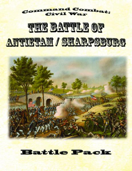Command Combat: Civil War - Battle Pack: Antietam