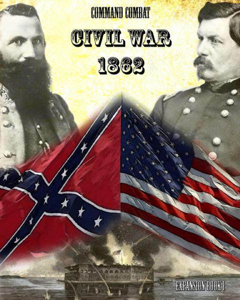 Command Combat: Civil War 1862 - Expansion