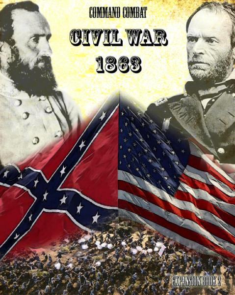 Command Combat: Civil War 1863 - Expansion