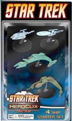 Star Trek Heroclix: Tactics Starter Set (Series 1)