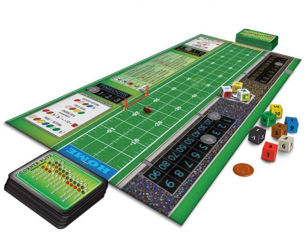 1st & Goal: A Football Board Game