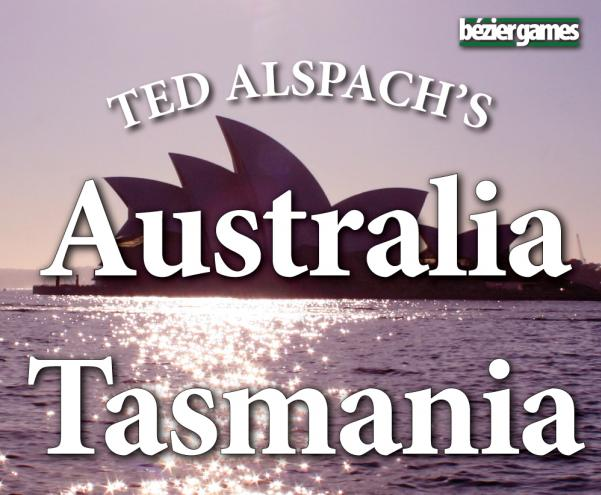 Steam/Age of Steam Expansion: Australia & Tasmania