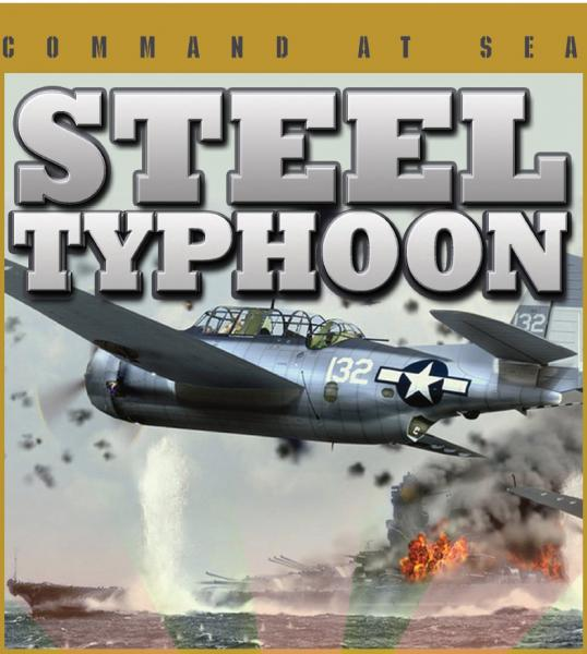 Command at Sea: Steel Typhoon