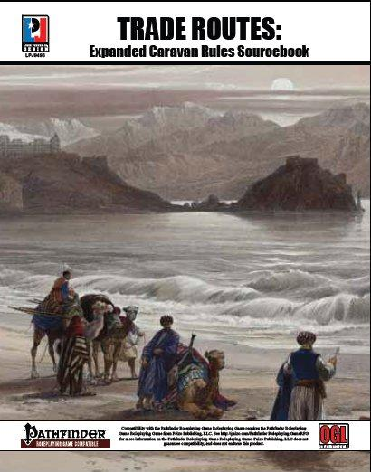 Trade Routes: Expanded Caravan Rules Sourcebook