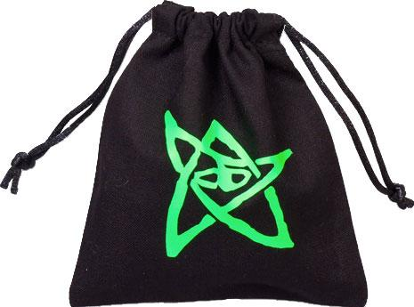 Dice Accessories: Call of Cthulhu Dice Bag (Black)