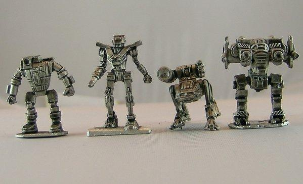 BattleForce Scale Inner Sphere Lance Pack 1 (4)