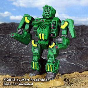 BattleTech Miniatures: Thunderbolt IIC Mech (TRO Prototypes)