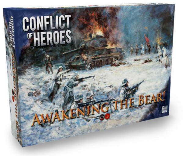 Conflict of Heroes: Awakening the Bear! [2nd Edition]