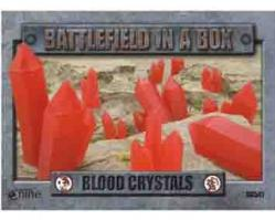 Battlefield in a Box: Crystals (Blood)
