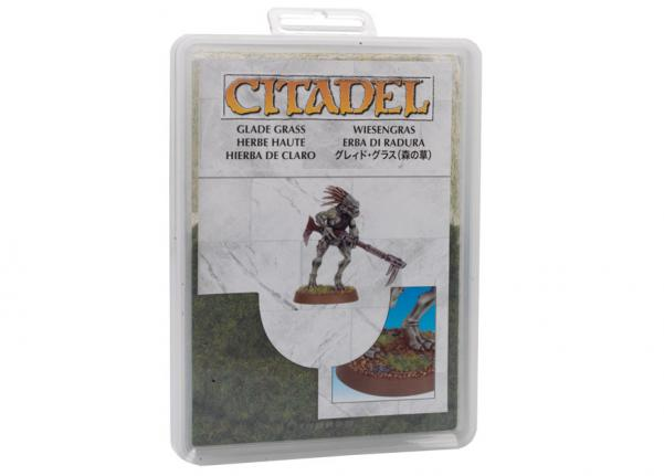 Supplies and Tools: Citadel Glade Grass
