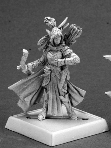 Pathfinder Miniatures: Shalelu # 2