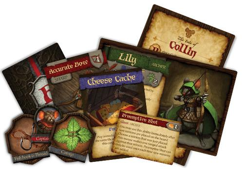 Mice and Mystics: Core Game