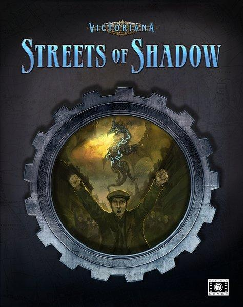 Victoriana RPG: Streets of Shadow