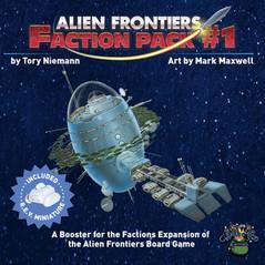 Alien Frontiers: Faction Pack 1