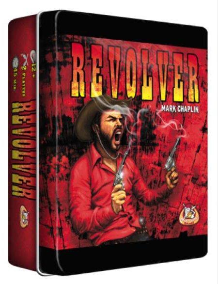 Revolver: Core Game