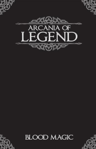Legend - Of Arcania: Blood Magic