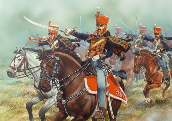 (British) Hussars, 1808-1815