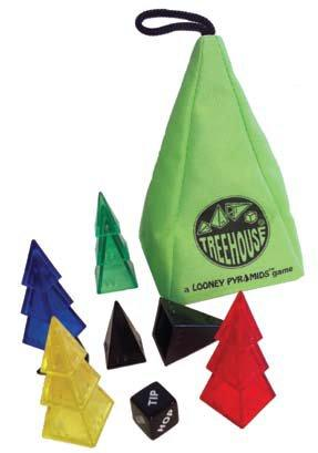 Treehouse - A Looney Pyramids Game