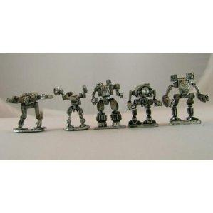 BattleForce Scale Clan Star Pack 2 (5)