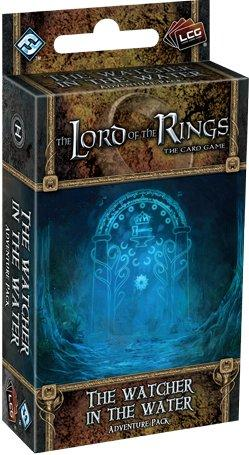 Lord of the Rings LCG:  The Watcher in the Water Adventure Pack
