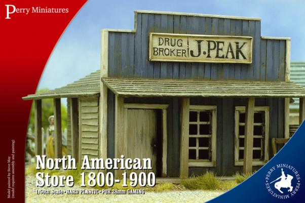 28mm American Civil War: North American Store 1800-1900 (1)