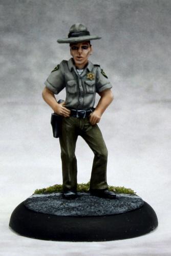 Chronoscope: Deputy Wayne Tisdale