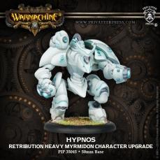 (Retribution Of Scyrah) Hypnos Character Heavy Myrmidon (plastic) (Upgrade Kit)