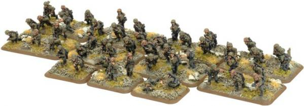 Flames of War: SS Infanterie Platoon