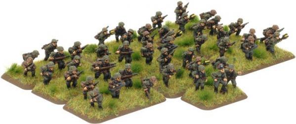 Flames of War: SS Pioneer Platoon