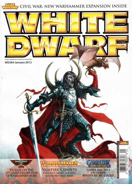 White Dwarf #384 [JAN 2012]