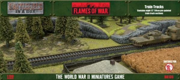 Battlefield in a Box: Train Tracks